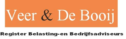 Veer & De Booij  Logo
